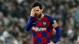 Messi quedó en el cuarto lugar de las candidatura