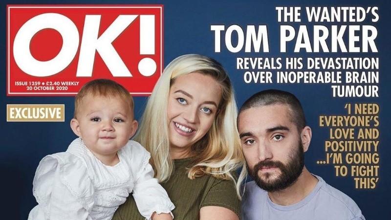 El cantante y su pareja dieron una entrevista exclusiva a la Revista OK!