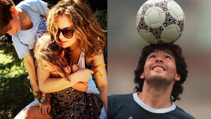 Fonzi reveló una impresionante historia junto a su hijo Lázaro y Diego Maradona