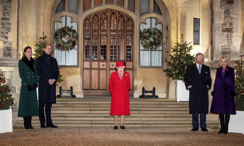 Reina Isabel II, REUTERS